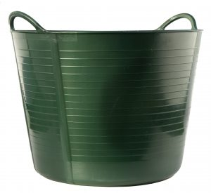 Large green bucket